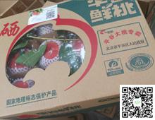 B1级平谷大桃礼盒
